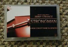 Strong Man by Jimmy Strange Magic Trick