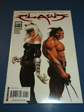 Claws #1 Wolverine Black Cat NM- Beauty Rare Book Wow