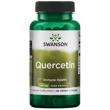 Swanson High Potency Quercetin - Promotes Immune Health Support and Helps Pro...