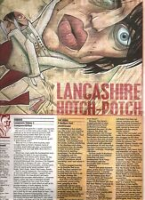VERVE A Northern Soul album review 1995 UK ARTICLE / clipping