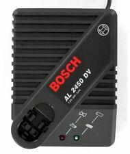 Bosch AL 2450 DV 7.2 - 24v Multivolt Battery Charger