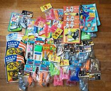Lot 40 Vintage Squirt Guns Water Pistol & other dime store toys Magic tricks