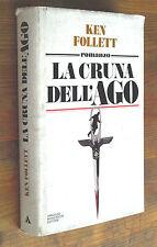 KEN FOLLETT: La cruna dell'ago  p. e. 1979  Mondadori  Omnibus
