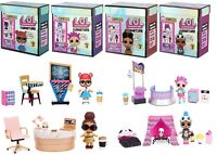 L.O.L. Surprise Furniture 4+ Toy Classroom Teacher Doll Queen Office Baby LOL