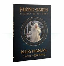 Middle-earth™ Strategy Battle Game Rules Manual Games Workshop, 20% off UK rrp