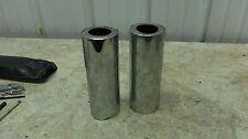 05 Kawasaki VN 1500 VN1500 N Vulcan Fork Tube Shock Covers