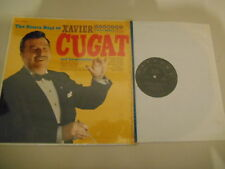 LP Jazz Xavier Cugat - The Dance Beat Of.. (10 Song) COLUMBIA HARMONY WoC