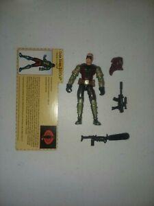 Zartan V5 G.I. Joe Vs Cobra Loose And Complete 2002 Hasbro Dreadnoks