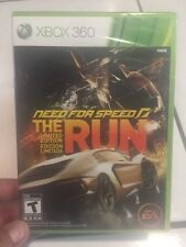 Brand New!!! Need for Speed: The Run Limited Edition (Xbox 360, 2011) Sealed!!!