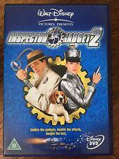 INSPECTOR GADGET 2 ~ 2003 Walt Disney Family Action Comedy UK DVD