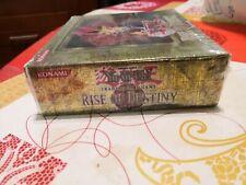 Box yu-gi-oh rise of destiny sealed 1st ed