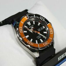 Seiko 5 Sports Automatic 24-Jewel Men's Watch SRPC59K1