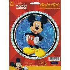 "mickey mouse disney 5"" x 5"" car vinyl decal sticker usa made"