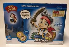 """New Wall Friends Jake The Pirate Interactive 13"""" Wall Character Lights Up Talks"""