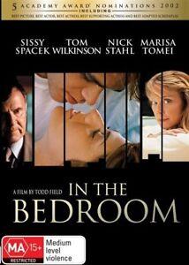 In The Bedroom (DVD, 2013) VGC
