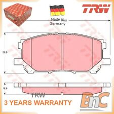 FRONT DISC BRAKE PAD SET FOR LEXUS FOR TOYOTA TRW OEM 0446548110 GDB3338 HD