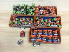 LOT OF 79 Nickelodeon Rusty Rivets Racers Vehicles Botasaur & Rusty RUBY New B6