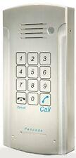 New ITS1100 PANCODE OUTDOOR DOOR PHONE PIEZO KEYPAD with COLOR CAMERA I00000915