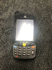 Zebra MC67 Mobile Scanner - Windows OS