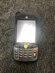 Zebra MC67 Mobile Scanner - Windows OS