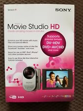 Sony Movie Studio 9 HD New in box