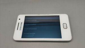 Samsung Galaxy S WiFi 3.6 (8GB) YP-GS1 Digital MP3 Media Player TOP Condition