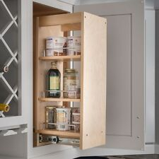 """8 Inch- Wall Cabinet Pullout- 8"""" x 10-1/2"""" x 24""""   #WPO8-"""