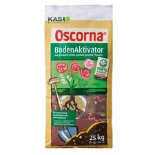OSCORNA Boden Aktivator 25 kg Bodenaktivator Obst Gemüse Rasen Blumen Beet