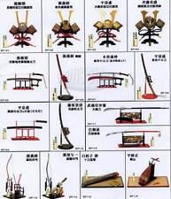 武外傳 源平絵卷Boford Mononofu japanese Weapon Model Gen Pei E Maki 1 set x 16