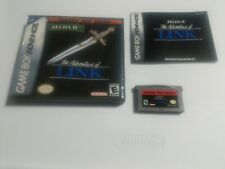 Zelda II: The Adventure of Link Classic NES Series Gameboy Advance CIB