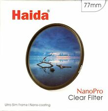 Haida NanoPro 77mm MC Clear Protective Filter 77 Protect Protection NEW