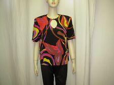 Haut / Tee-Shirt Femme multicolore M