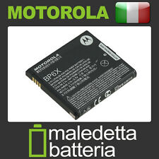 Batteria ORIGINALE per motorola Milestone 2