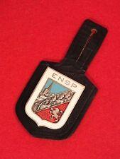 Insigne FIA Lyon - ENSP Ecole Nationale Supérieure de la Police