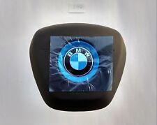 BMW i8 L12 L12 LCI L15 M-TECH SPORT STEERING WHEEL nappa leather AIRBAG MINT! US