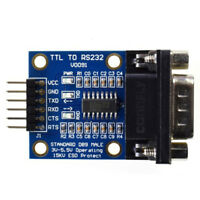 RS232 SP3232 TTL to male serial port TTL to RS232 level conversion serial S6J6