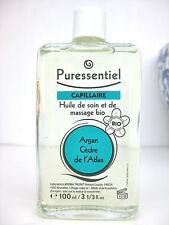 PURESSENTIEL CAPILLAIRE Argan Oil Hair Care Nourish Scalp Treatment, France