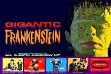 1960s AURORA Gigantic Frankenstein model box replica magnet - new!