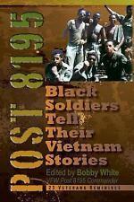 Post 8195 : Black Vietnam Soldiers Tell Their Stories (2013, Paperback)
