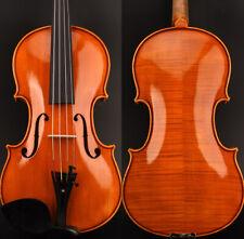 "5Star Master Stradivari Style 15"" Viola Two Piece European Maple Open Deep Tone"