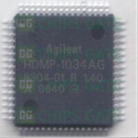1PCS NEW HDMP-1034AG AGILENT 0805+ QFP-64