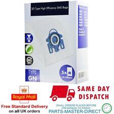 Para Miele Gn Completo C3 Excelencia Ecolino SGSH1 Aspiradora 3D Bolsas 5 Pack