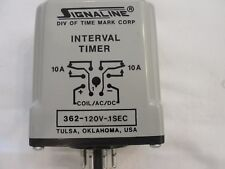 New in Box Time Mark 98A00302-07 Single Shot Timer.