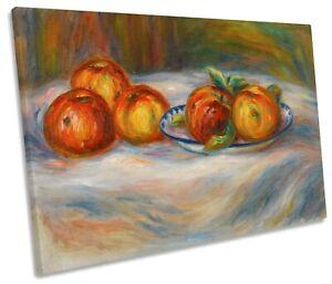 Pierre-Auguste Renoir Still Life CANVAS WALL ART Picture Print