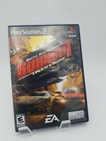 Burnout: Revenge (Sony PlayStation 2, 2005) PS2 complete cib EA