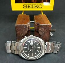 RARE VINTAGE SEIKO BELL MATIC BLACK DIAL DAYDATE AUTO 4006-6021 AUTO WATCH