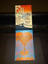 Bg 125/126 Double Fillmore Postcard. Lee Conklin. Near Mint Minus