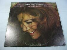 Vikki Carr's Love Story Featuring For All We Know - Columbia C-30662