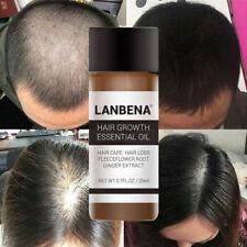 Hair Growth Essence Oil LANBENA Fast Hair Growth Natural Hair Loss Treatment