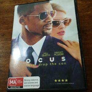 Focus DVD R4 VERY GOOD - FREE POST